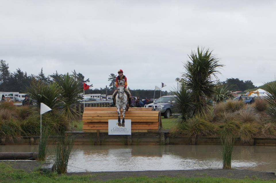 Apploosa Horse Eventing